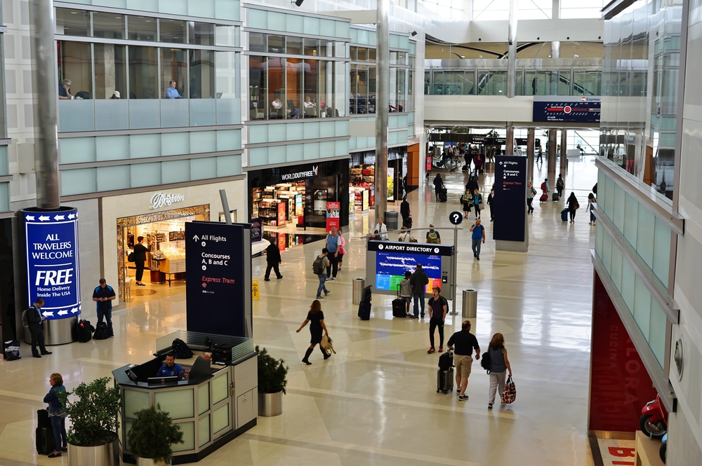 Dtw Airport Guide Onestopparking